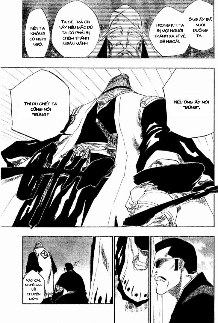 Bleach chapter 138 trang 8