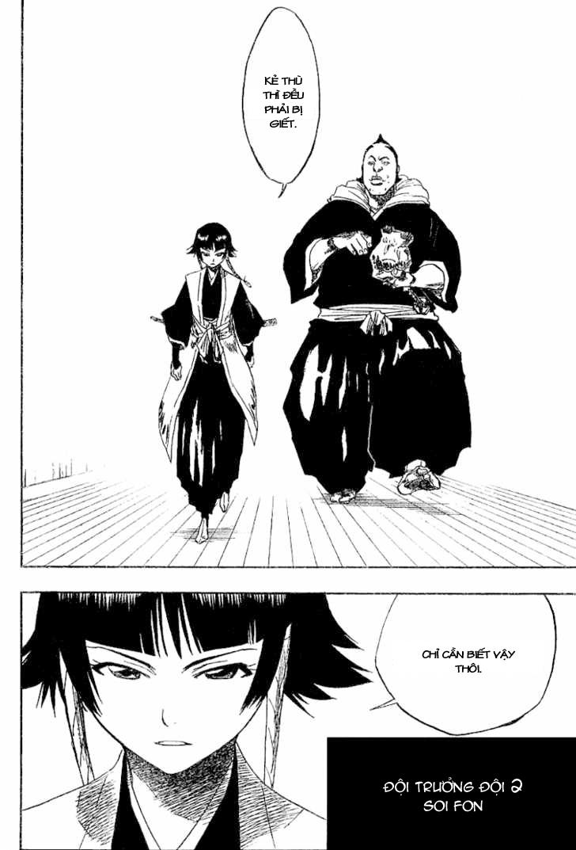 Bleach chapter 138 trang 11