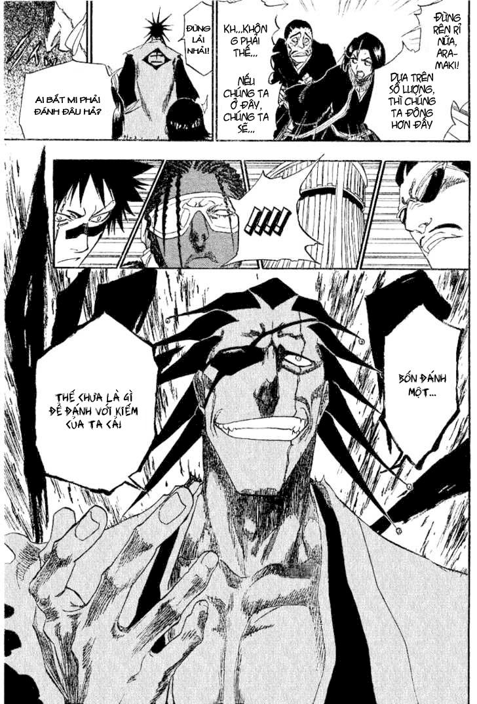 Bleach chapter 138 trang 20