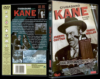 Ciudadano Kane | Caratula