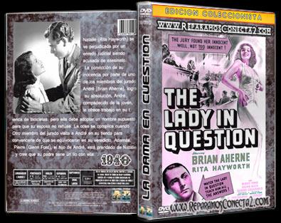 La Dama En Cuestion [1940] español de España megaupload 2 links, cine clasico