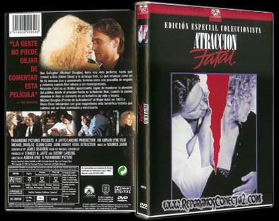 Atraccion Fatal [1987] español de España megaupload 2 links, cine clasico