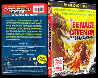 Yo fui un cavernicola adolescente [1958] español de España megaupload 2 links, cine clasico