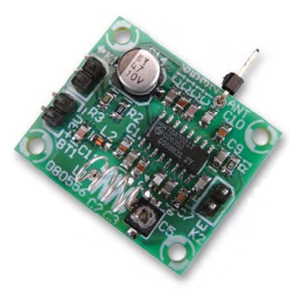 Fm Receiver Circuit Diagram