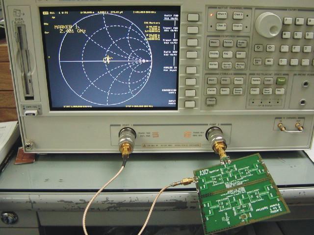 4 Ports Power Splitter 2 4 Ghz