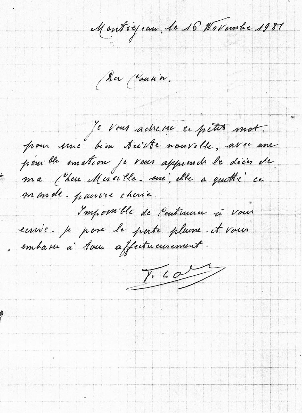 Sample Cover Letter: Exemple De Lettre De Procuration Pour Voter