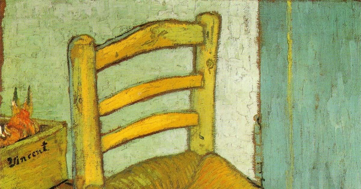 check out e341c d451e Gogh Chair Sauvage27 La vincent s Sedia Vincent Di Van BqXwHB