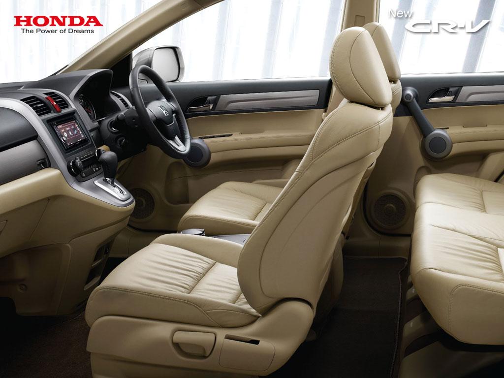 Spesifikasi Honda All New CRV MMC 2010  NIESYA MOBIL
