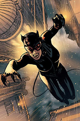 Catwoman in Action