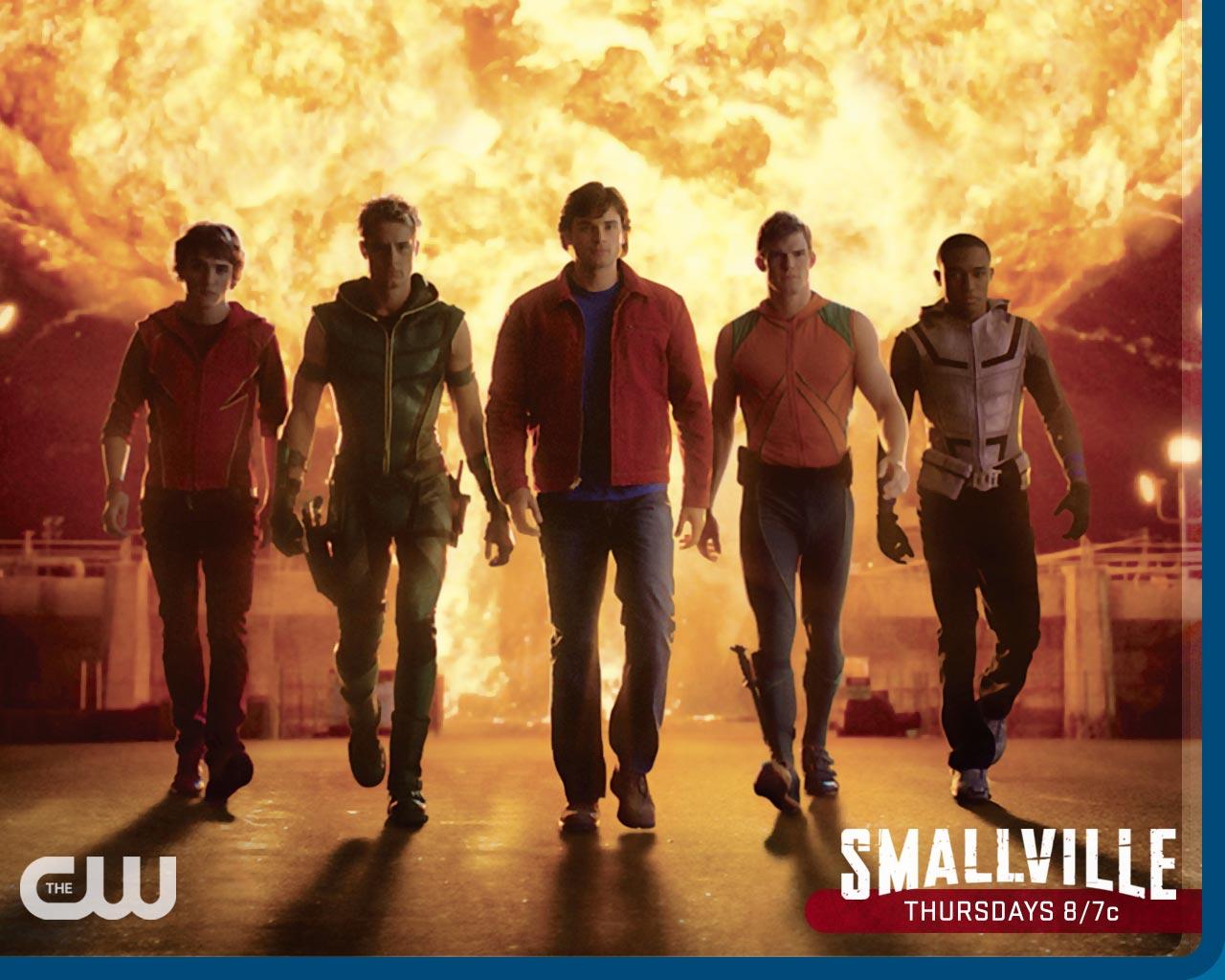 Smallville Wallpapers - Wallpaper Cave  |Smallville