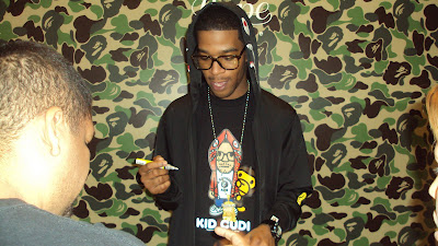 f74a1f30 Saturday, January 23rd A Bathing Ape was set to release the second wave of  the collaboration with former employee the lonely stoner Mr. Solo Dolo, KiD  CuDi.