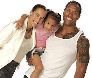 Wwe Revealed Rock S Dwayne Johnson Family