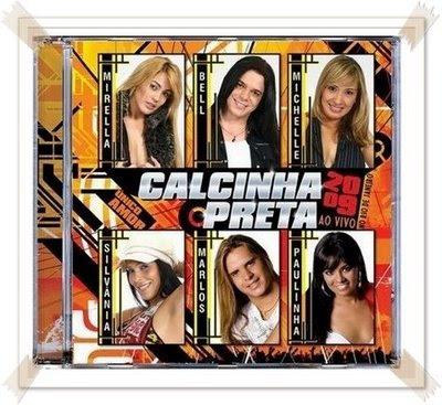 cd calcinha preta setembro 2009