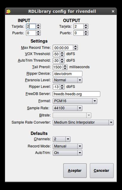 Rebelion Instalando Rivendell En Ubuntu 10 04 Software