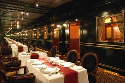 Inside the Sahib Sindh Sultan restaurant