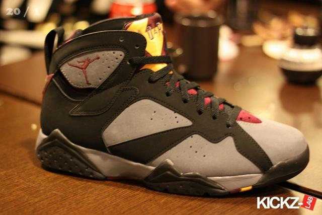 sports shoes 78362 2d292 NOVA: Air Jordan Retro 7