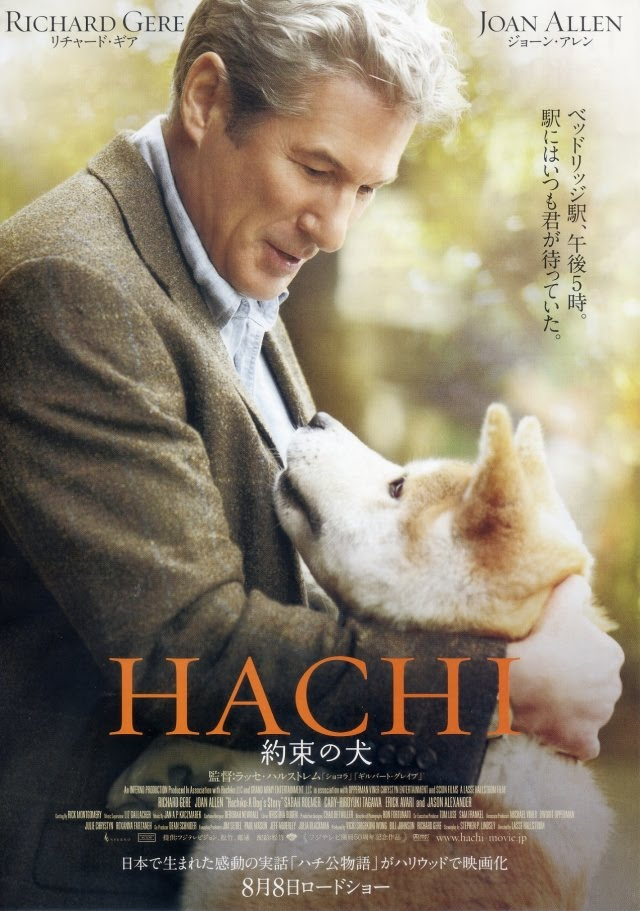 Lazy Pineapple: Hachiko - A Dog's tale - A Movie Review