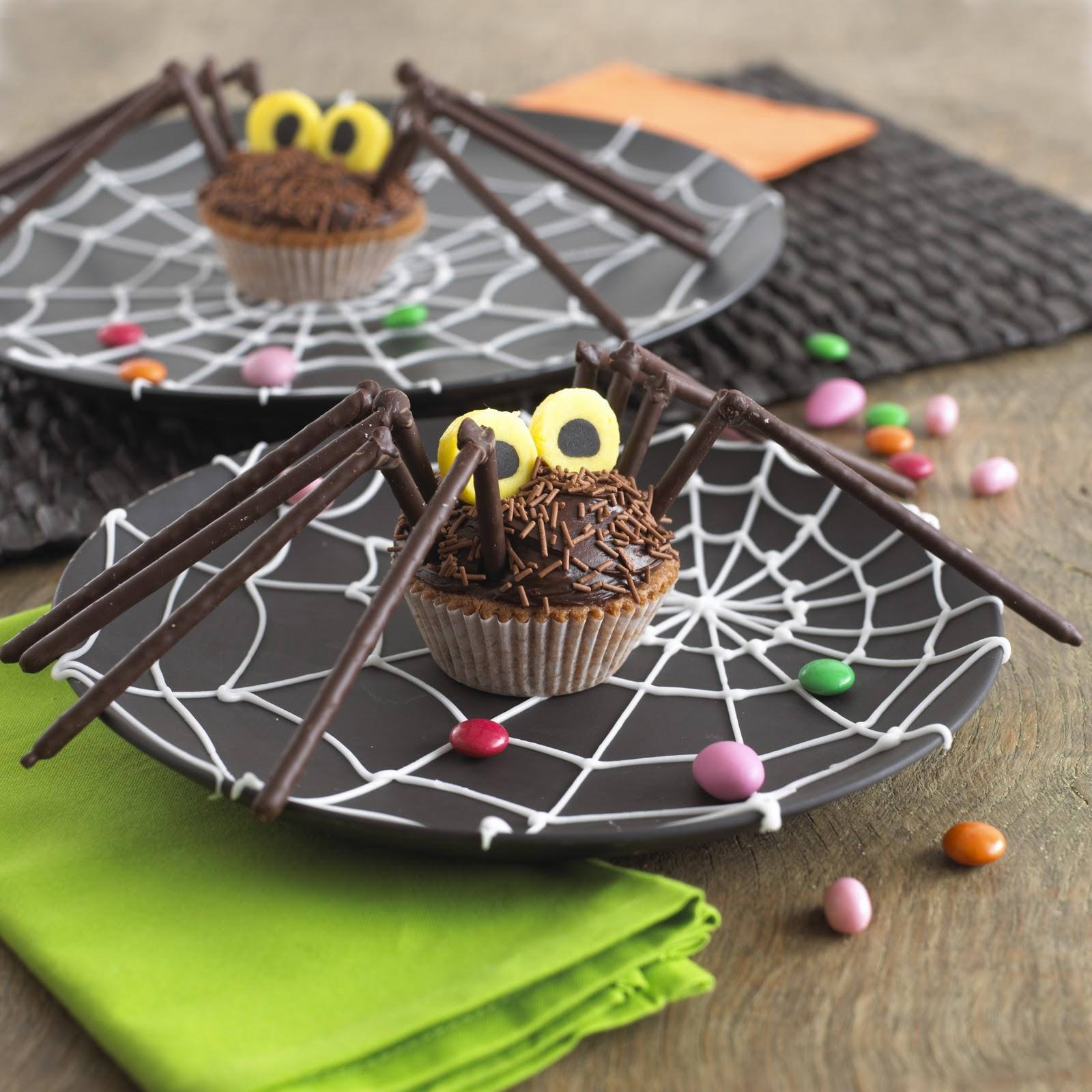 Recipe Linky: Homemade Halloween Treats From Annabel