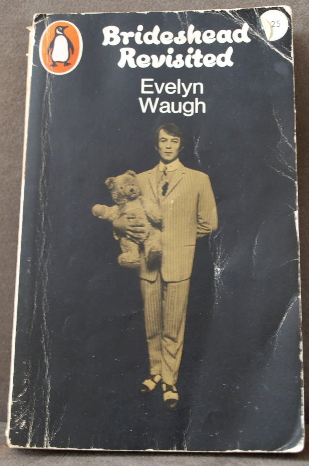 Brideshead Revisited Book