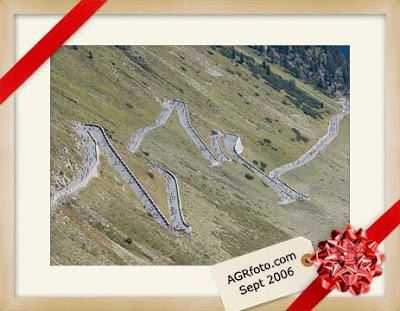 Cycling the Stelvio Pass