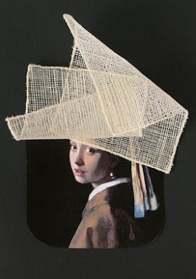 """... acolle a exposición """"El arte de Volar"""" de Candela Cort af6acebdf86"""
