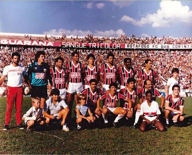 Resultado de imagem para Gasperin Botafogo-SP
