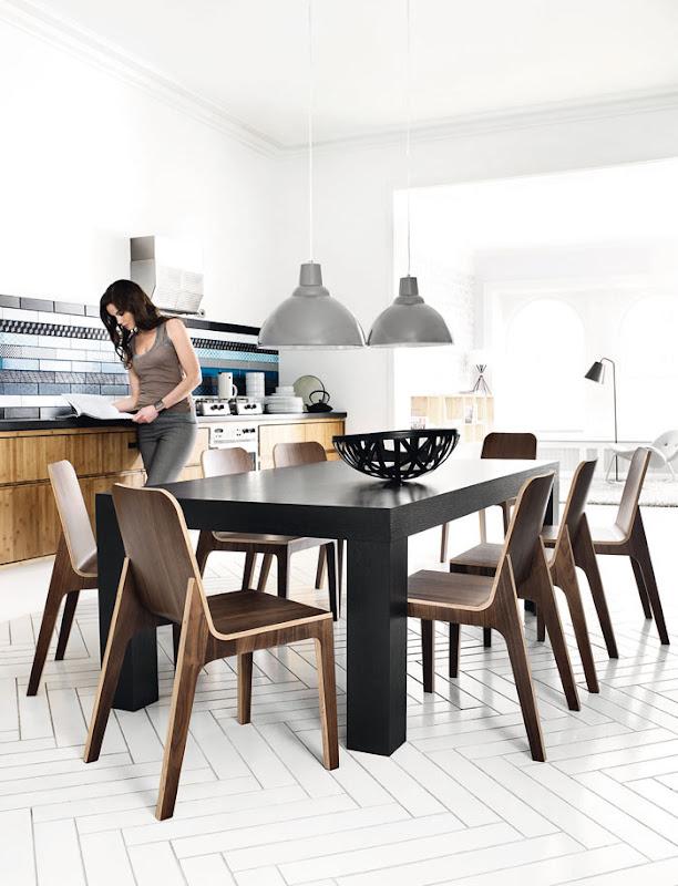 casa inspiracion boconcept impregna su nueva colecci n de mobiliario con aromas de los 39 60. Black Bedroom Furniture Sets. Home Design Ideas