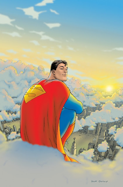Frank Quitely - All Star Superman