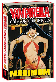 Vampirella Crimson Chronicles Maximum 1