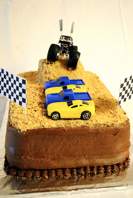 Cakes By Candace Monster Truck Cake