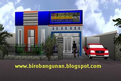 gambar contoh gerbang sekolah minimalis - pagar rumah