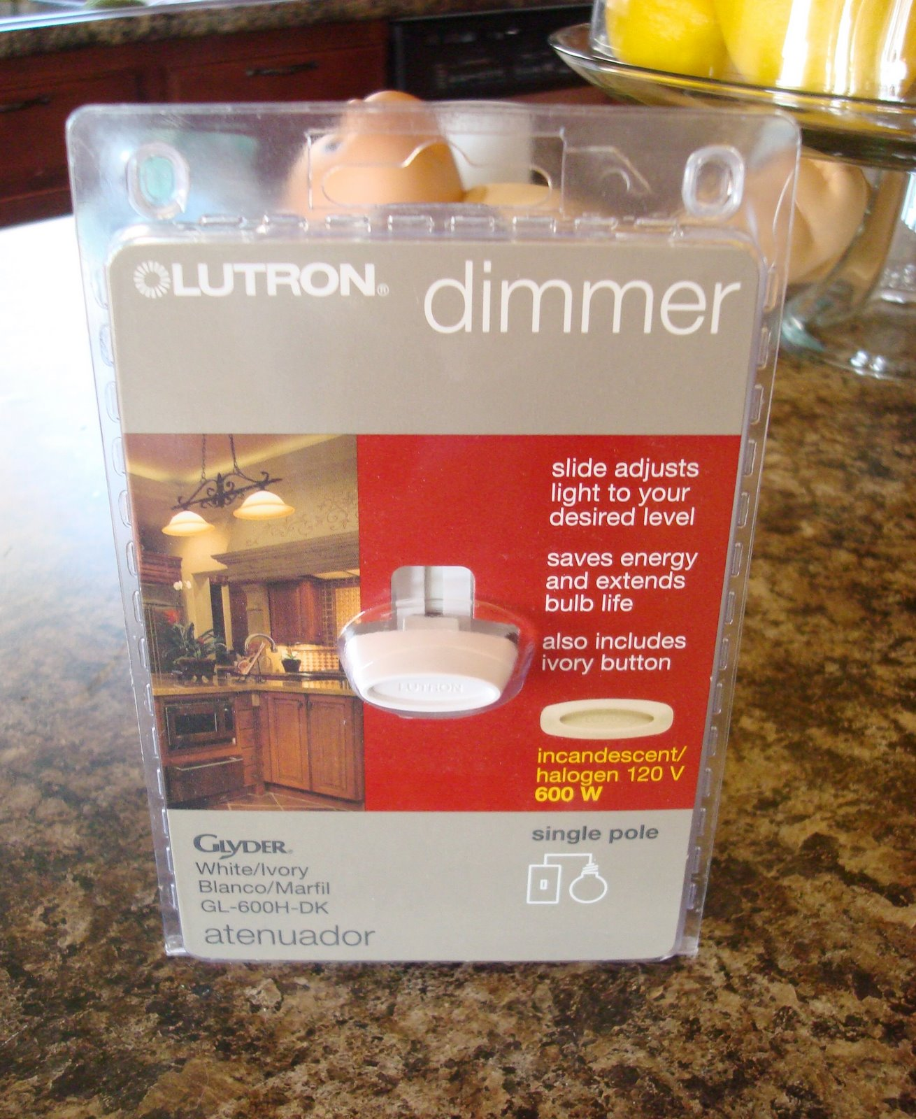 How to install dimmers