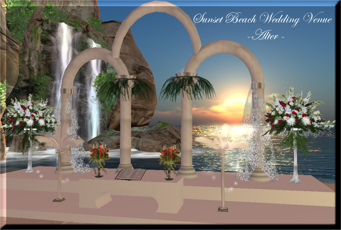 Cherished Ceremonies Weddings Tampa Wedding: Cherished Moments: The Sunset Beach Wedding