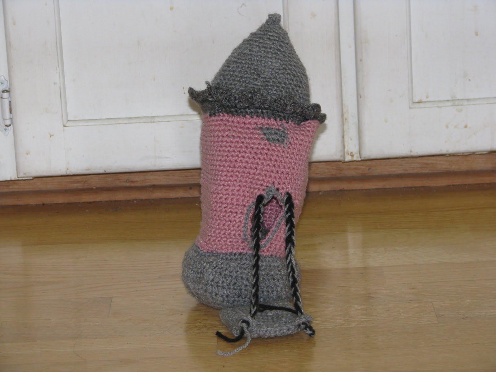 castle in the attic project ideas - Craft Attic Resources Castle Crochet