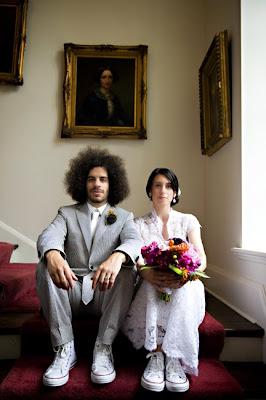 Real wedding: Brett + Adam 7