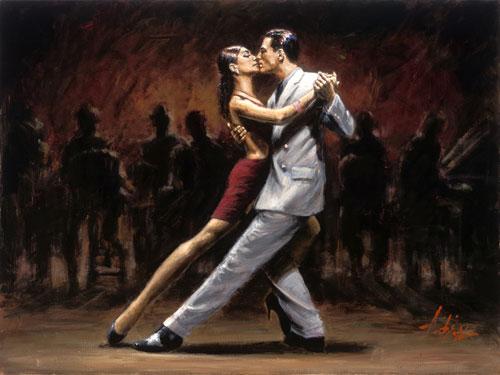 Latina bailando sobre la cama - 3 8