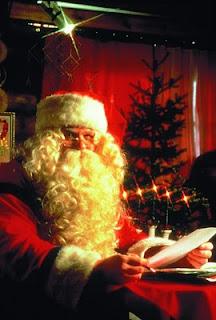 the loss of santa