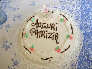 Torta Compleanno Patrizia.Auguri Compleanno Patrizia