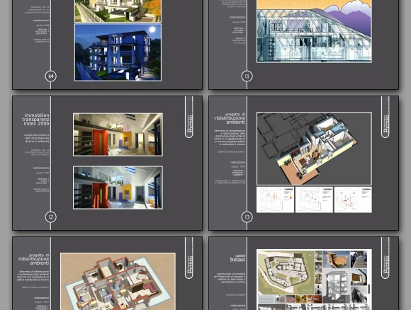 Portfolio for Architetto 3d gratis