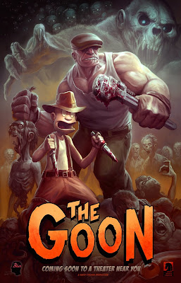 Movie Poster of The Goon