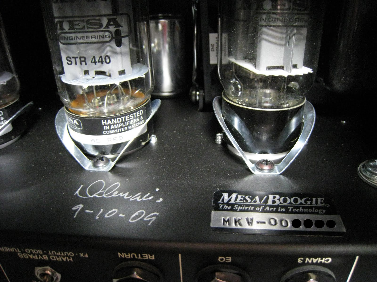 Mesa Boogie 12ax7 Guitar Gear Acquisition Syndrome Mesa Boogie Mark V