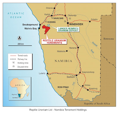 Spilpunt Namibia