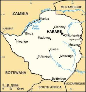 Spilpunt Zimbabwe