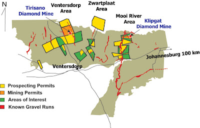 Rustenburg Town Townlands Category Analysis - South Africa