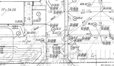 Tom Haws AutoCAD Civil 3D Grading plan labels – Site Grading Plan
