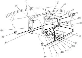 Gmc Air Bag Sensor Locations, Gmc, Free Engine Image For