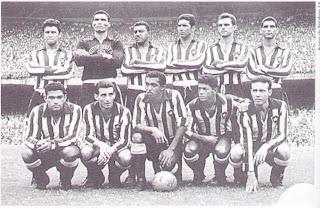 Botafogo FR Campeão Estadual de 1961