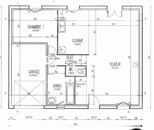 plan maison 120m2 avec etage. Black Bedroom Furniture Sets. Home Design Ideas