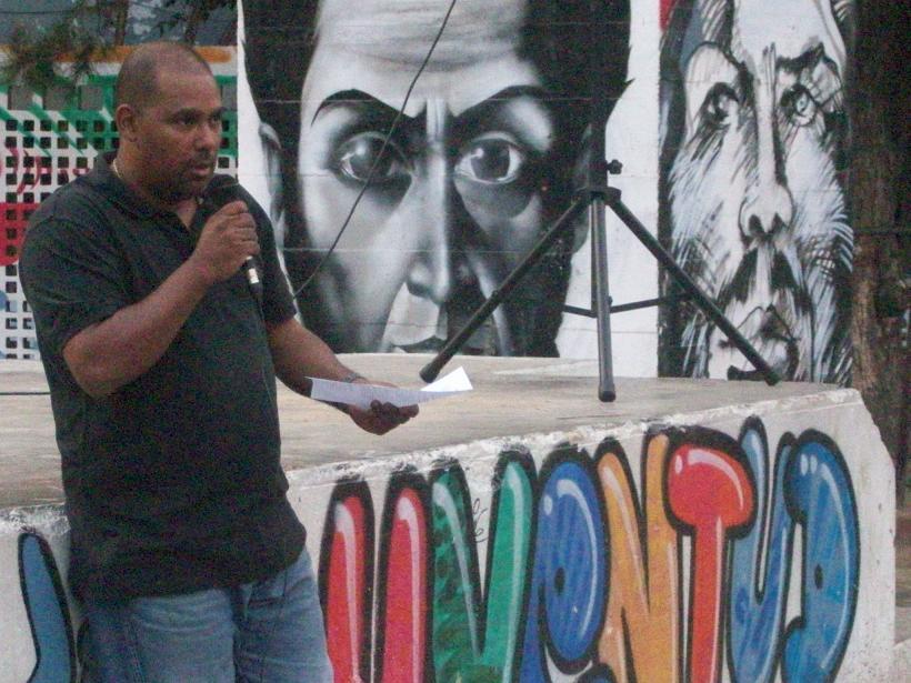 Venezuela: Juan Contreras, el único precandidato de base del PSUV que  triunfó