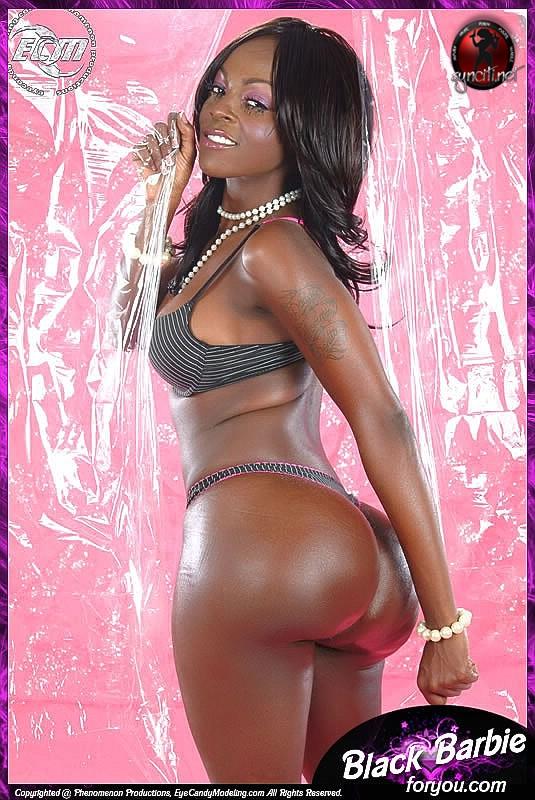 Black Barbie Booty 94